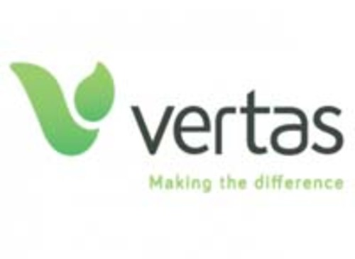 Working In Partnership With Vertas Group Limited