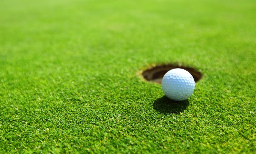 Background Green Golf