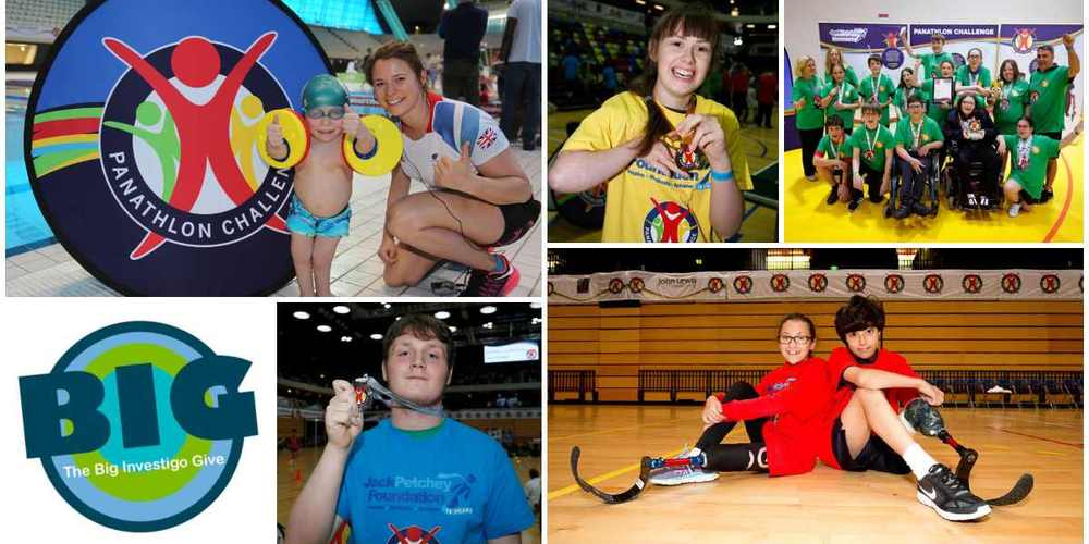 Investigo Choose Panathlon As Their 'Charity Of The Year'